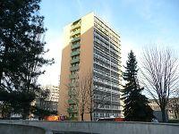 SBD Hlubina, obytný dům Bohumínská 447/64, Slezská Ostrava