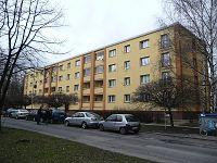 BD Klegova 70, 72, 74, Ostrava-Hrabůvka