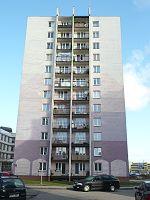 SVJ A.Poledníka 1/2, Ostrava-Dubina
